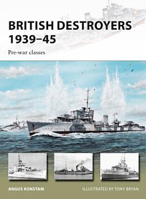 British Destroyers 1939   45 PDF