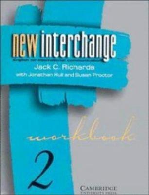 New Interchange Workbook 2