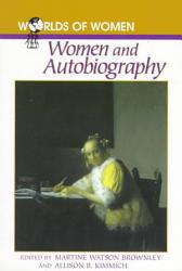 Women And Autobiography Book PDF