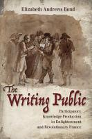 The Writing Public PDF