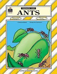 Ants Thematic Unit Book PDF