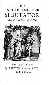 De Nederlandsche spectator: Volumes 7-8