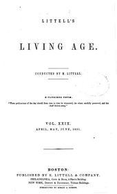 Littell's Living Age: Volume 29