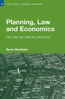 Planning  Law and Economics PDF