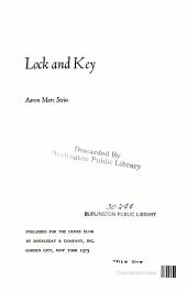Lock and Key PDF