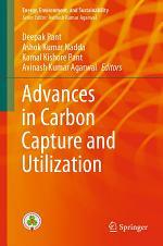 Advances in Carbon Capture and Utilization