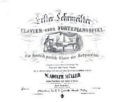 Erster Lehrmeister im Clavier  oder Fortepianospiel PDF