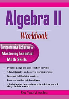 Algebra II Workbook Book
