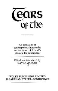 Tears of the Shamrock PDF