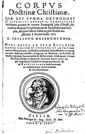 Corpus doctrinae christianae