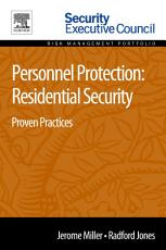Personnel Protection  Residential Security PDF