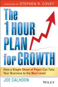 The One Hour Plan For Growth PDF