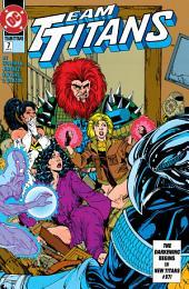 Team Titans (1992-) #7
