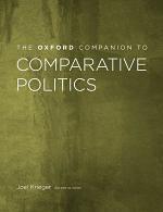 The Oxford Companion to Comparative Politics