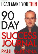 I Can Make You Thin 90-Day Success Journal