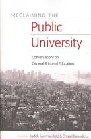Reclaiming the Public University PDF