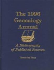 The 1996 Genealogy Annual PDF
