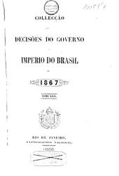 Collecção das decisões do governo do Imperio do Brazil de 1866 [-1878]: Volume 2