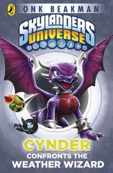 Skylanders Mask Of Power Cynder Confronts The Weather Wizard Book PDF