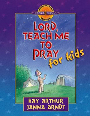 Lord  Teach Me to Pray for Kids PDF