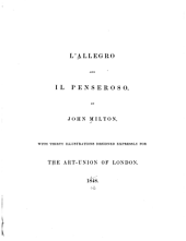 L'allegro: And, Il Penseroso