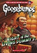 Classic Goosebumps  26  Night of the Living Dummy 3 PDF