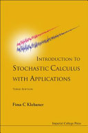 Introduction to Stochastic Calculus with Applications PDF