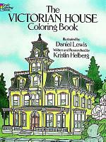 The Victorian House Coloring Book PDF