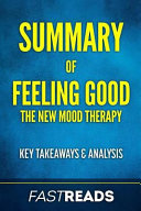 Summary of Feeling Good Book