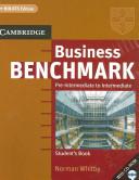 Business Benchmark Pre Intermediate to Intermediate Student s Book with CD ROM BULATS Edition PDF