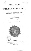 The Life of Samuel Johnson  Comprehending an Account of His Studies and Numerous Works in Chronological Order PDF