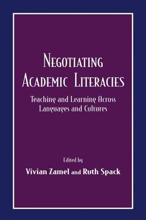Negotiating Academic Literacies PDF