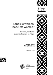 Landless Women Hopeless Women  Book PDF