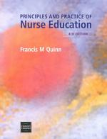 The Principles and Practice of Nurse Education