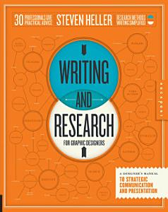 Writing and Research for Graphic Designers PDF