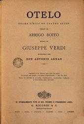 Otelo: drama lirico in cuatro actos