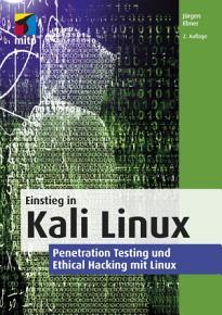 Einstieg in Kali Linux PDF