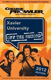 Xavier University 2012