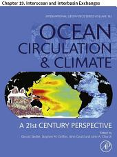 Ocean Circulation and Climate: Chapter 19. Interocean and Interbasin Exchanges, Edition 2