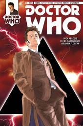 Doctor Who: The Tenth Doctor #11: The Fountains of Forever Part 1