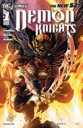 Demon Knights (2011-) #1