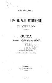 I principali monumenti di Viterbo