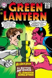 Green Lantern (1960-) #52