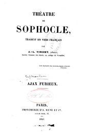 Théatre de Sophocle