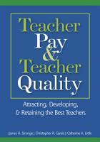 Teacher Pay and Teacher Quality PDF