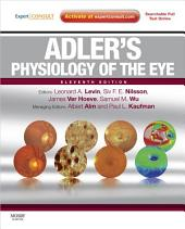 Adler's Physiology of the Eye E-Book: Edition 11