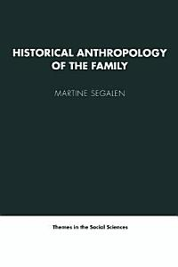 Historical Anthropology of the Family Book