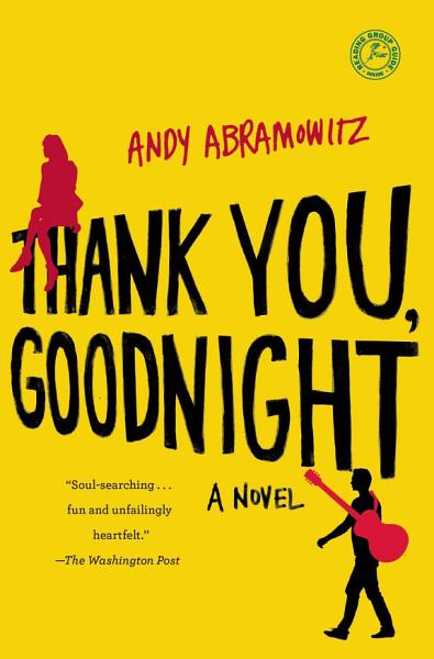 Download Thank You  Goodnight Book