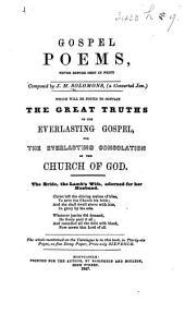 Gospel Poems, etc