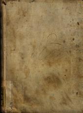Opere di Orontio Fineo del Delfinato diuise in cinque parti; Aritmetica, Geometria, Cosmografia, & Oriuoli, tradotte da Cosimo Bartoli ... et gli Specchi, tradotti dal caualier Ercole Bottrigaro, ..